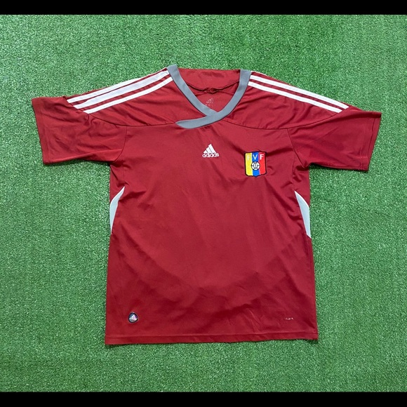 Venezuela National Soccer Team Adidas Jersey